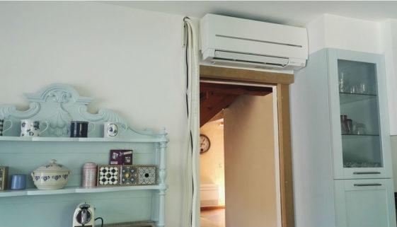 PAC air-air Daikin