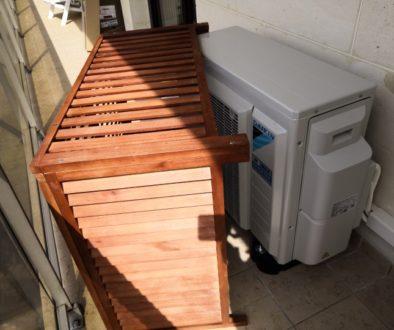 Installation d'une climatisation réversible à Brunoy