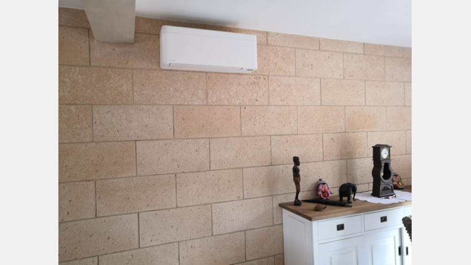 Installation d'une pompe à chaleur à Livry sur Seine (77000)