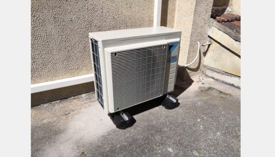 Installation d'une pompe à chaleur Daikin à Alfortville 94140 - 4