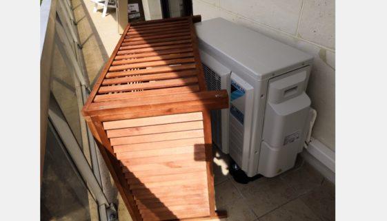 climatisation réversible Daikin dans une copropriété à Brunoy 91800 - 2